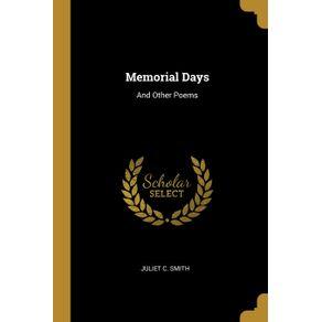 Memorial-Days