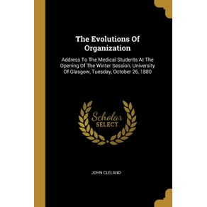 The-Evolutions-Of-Organization