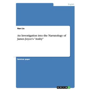An-Investigation-into-the-Narratology-of-James-Joyces-Araby