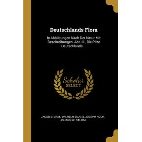 Deutschlands-Flora