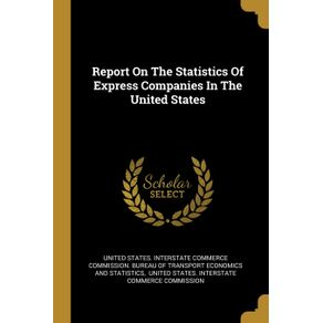 Report-On-The-Statistics-Of-Express-Companies-In-The-United-States