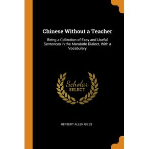 Chinese-Without-a-Teacher