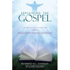 Explaining-the-Gospel