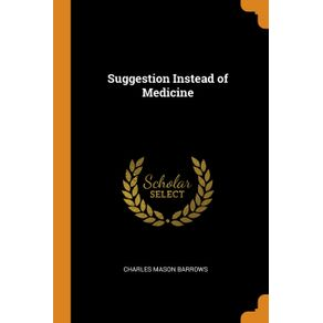 Suggestion-Instead-of-Medicine