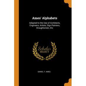 Ames-Alphabets