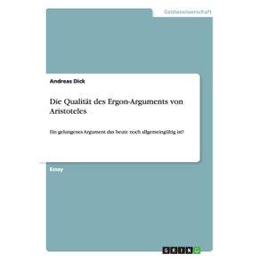 Die-Qualitat-des-Ergon-Arguments-von-Aristoteles