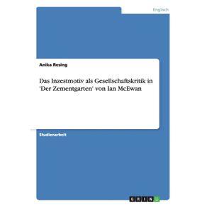 Das-Inzestmotiv-als-Gesellschaftskritik-in-Der-Zementgarten-von-Ian-McEwan