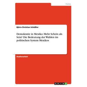 Demokratie-in-Mexiko