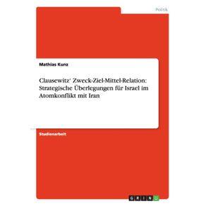Clausewitz-Zweck-Ziel-Mittel-Relation