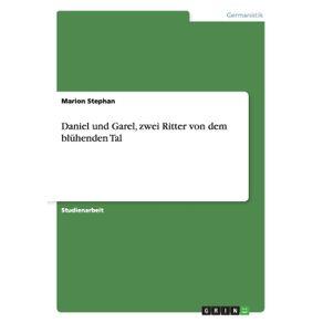 Daniel-und-Garel-zwei-Ritter-von-dem-bluhenden-Tal