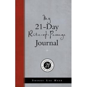 My-21-Day-Rite-Of-Passage-Journal