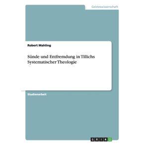 Sunde-und-Entfremdung-in-Tillichs-Systematischer-Theologie