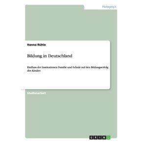Bildung-in-Deutschland