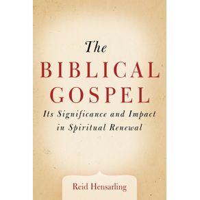 The-Biblical-Gospel