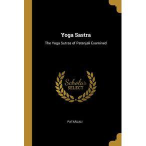 Yoga-Sastra