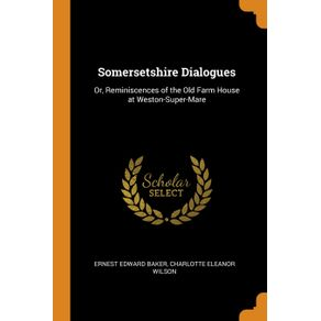 Somersetshire-Dialogues