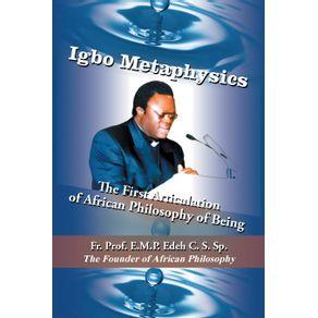 Igbo-Metaphysics