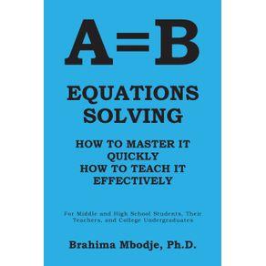 A-b-Equations-Solving
