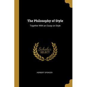 The-Philosophy-of-Style
