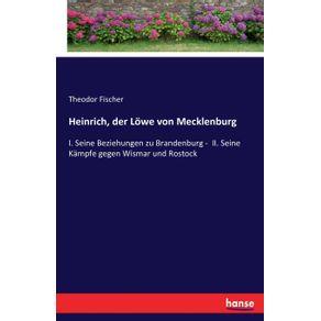 Heinrich-der-Lowe-von-Mecklenburg