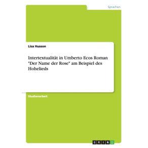 Intertextualitat-in-Umberto-Ecos-Roman-Der-Name-der-Rose-am-Beispiel-des-Hohelieds