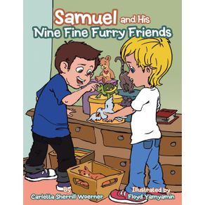 Samuel-and-His-Nine-Fine-Furry-Friends
