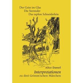 Interpretationen-zu-drei-Grimmschen-Marchen