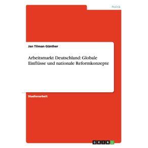 Arbeitsmarkt-Deutschland
