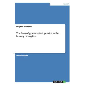 The-loss-of-grammatical-gender-in-the-history-of-english