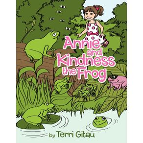 Annie-and-Kindness-the-Frog