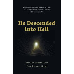 He-Descended-into-Hell