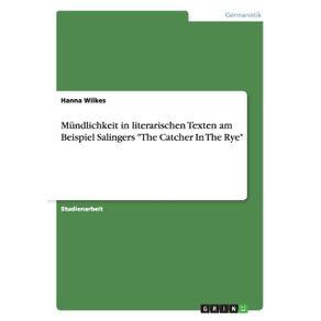 Mundlichkeit-in-literarischen-Texten-am-Beispiel-Salingers-The-Catcher-In-The-Rye