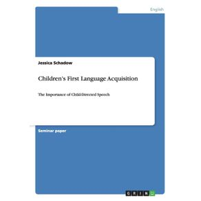 Childrens-First-Language-Acquisition