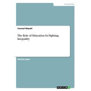 The-Role-of-Education-In-Fighting-Inequality