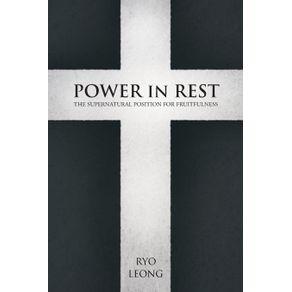 Power-in-Rest