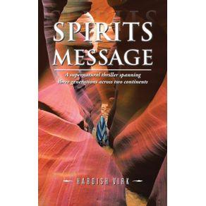 Spirits-Message