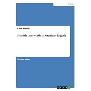 Spanish-Loanwords-in-American-English