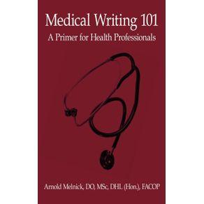 Medical-Writing-101