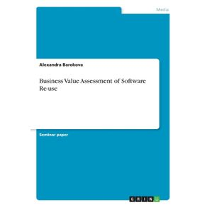 Business-Value-Assessment-of-Software-Re-use
