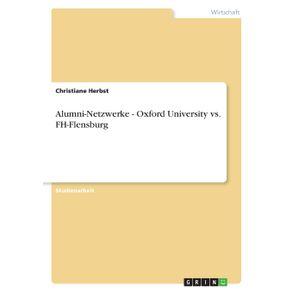 Alumni-Netzwerke---Oxford-University-vs.-FH-Flensburg