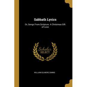 Sabbath-Lyrics