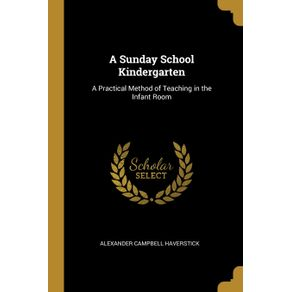 A-Sunday-School-Kindergarten