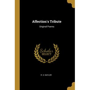 Affections-Tribute