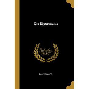 Die-Dipsomanie
