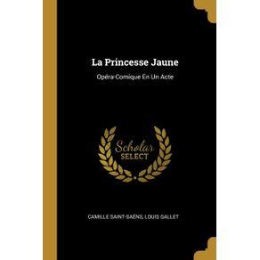 La-Princesse-Jaune