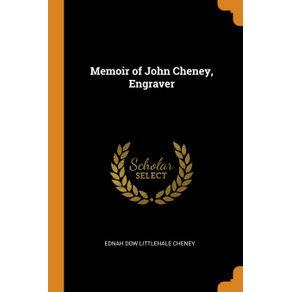 Memoir-of-John-Cheney-Engraver