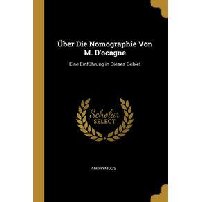 Uber-Die-Nomographie-Von-M.-Docagne