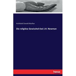 Die-religiose-Gewissheit-bei-J.H.-Newman