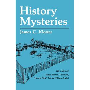 History-Mysteries