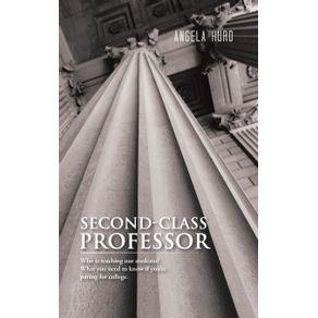 Second-Class-Professor